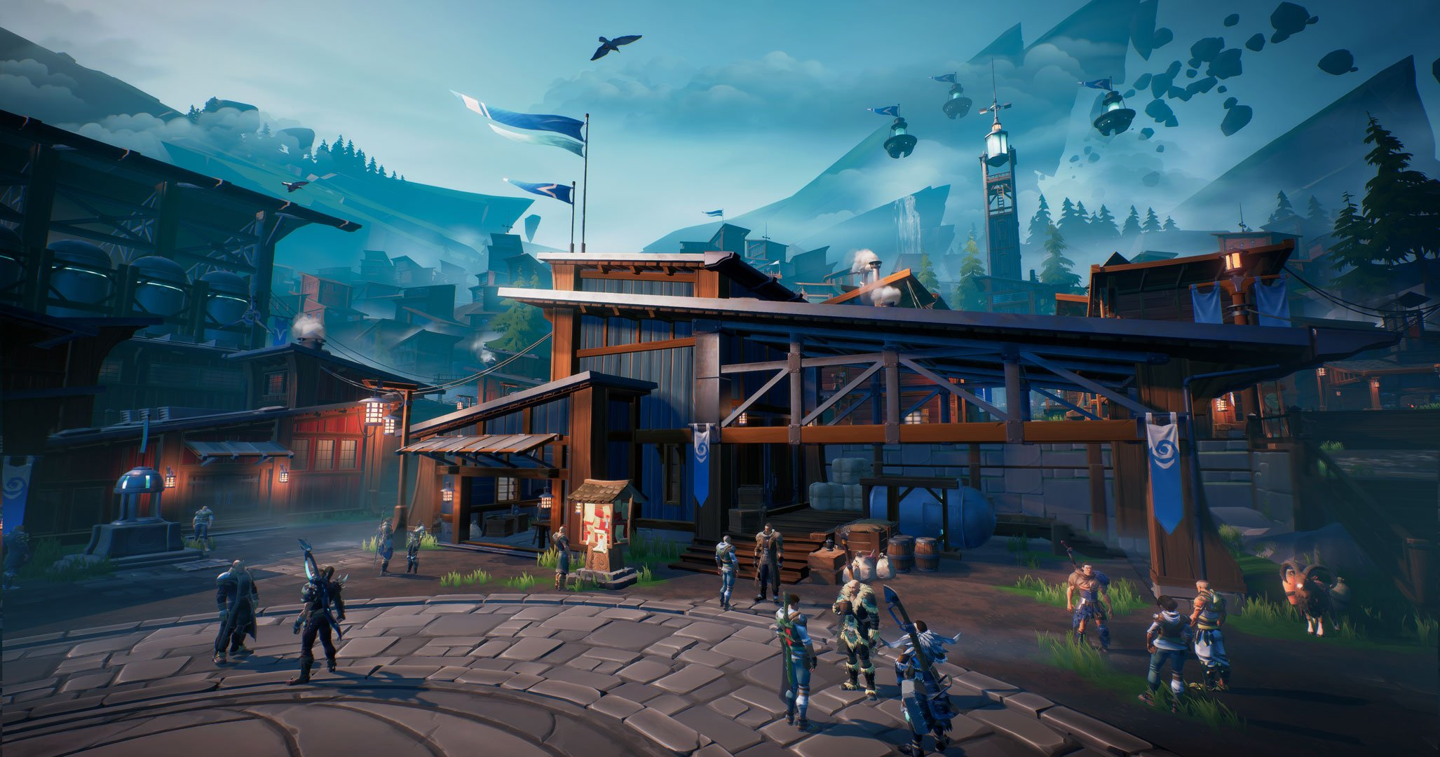 Dauntless comes to PlayStation 4, Xbox and PC via Epic Games Store