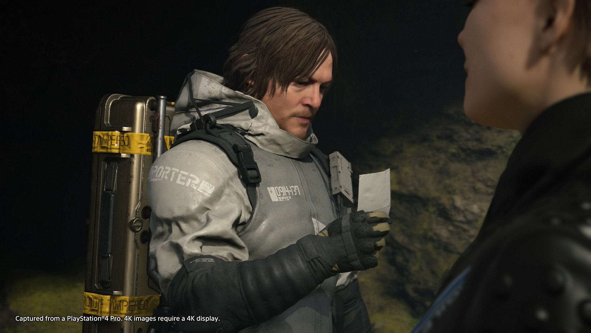 Death Stranding reveals release date in gameplay trailer