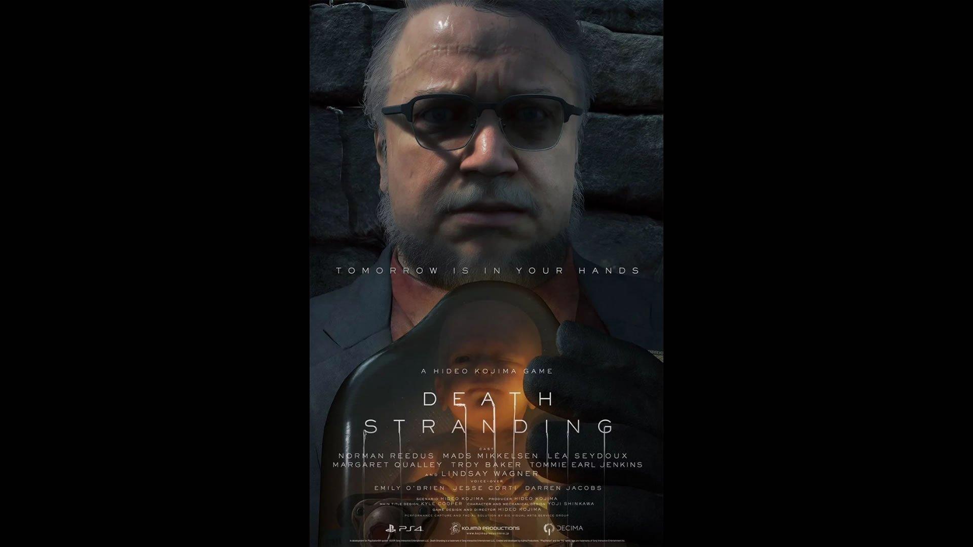 Guillermo del Toro voices Deadman