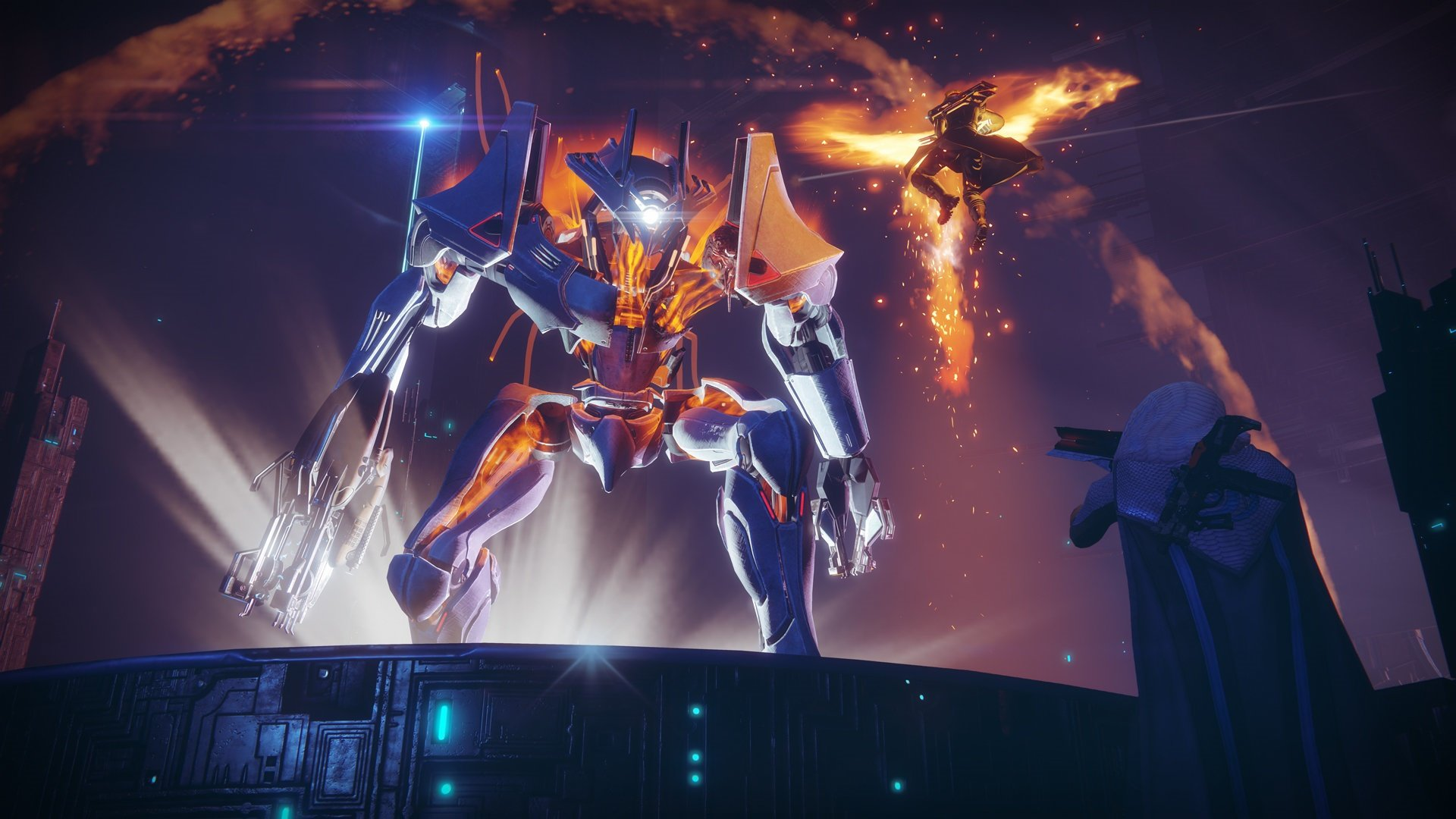 Destiny 2 update 2.2.2 patch notes nerf Spectral Blades