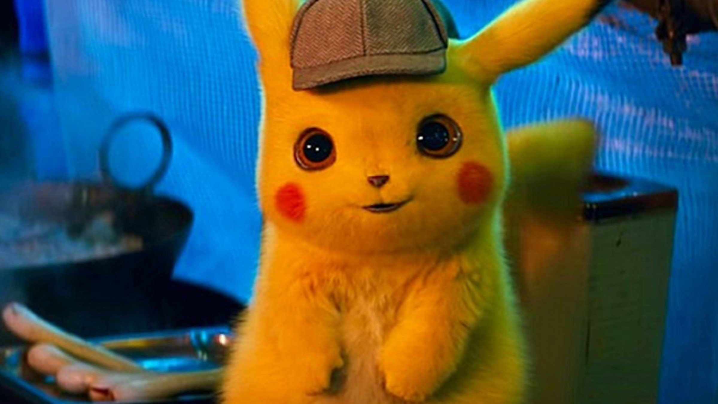 Detective Pikachu's global opening weekend tops $160 million