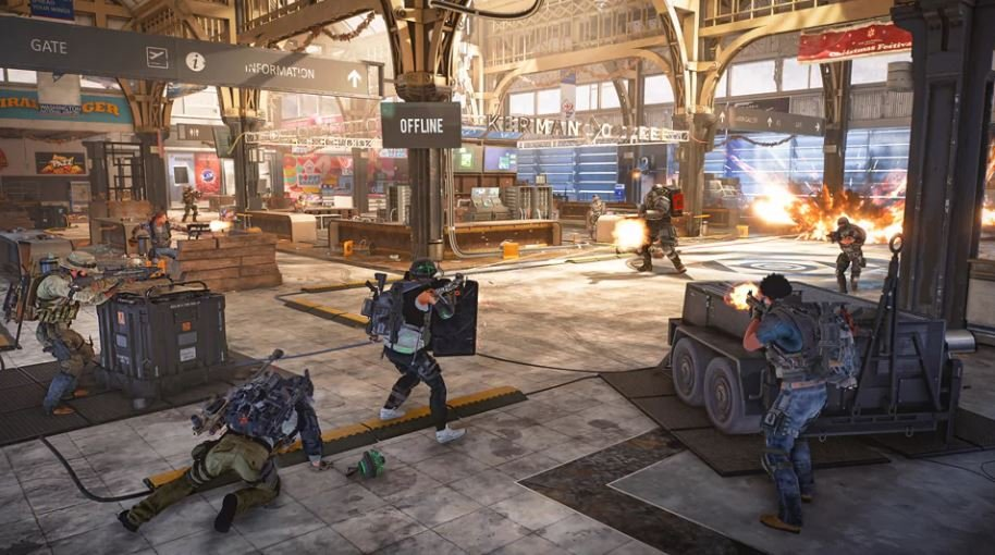 The Division 2 Title Update 3 includes the Operation: Dark Hours raid content.