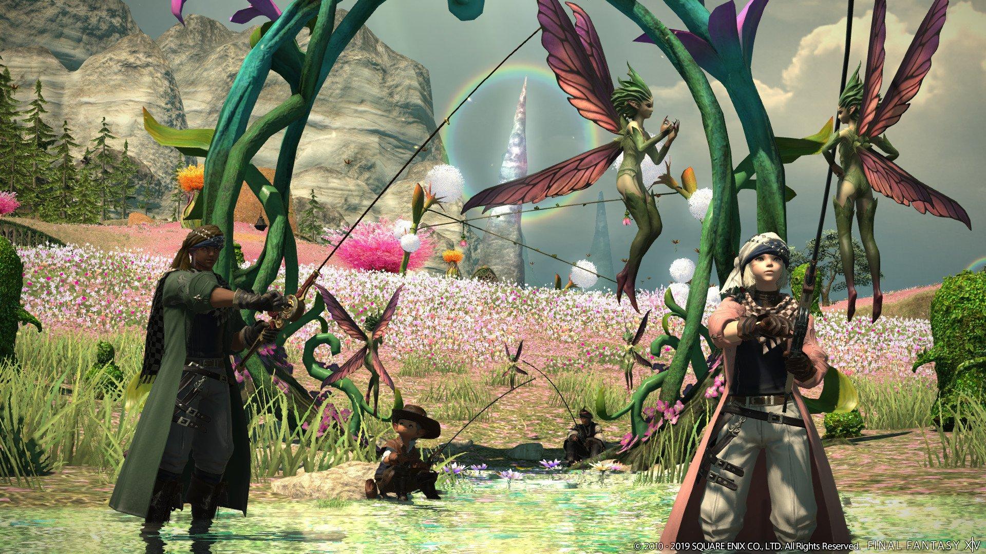 FF14: Shadowbringers screenshot 02