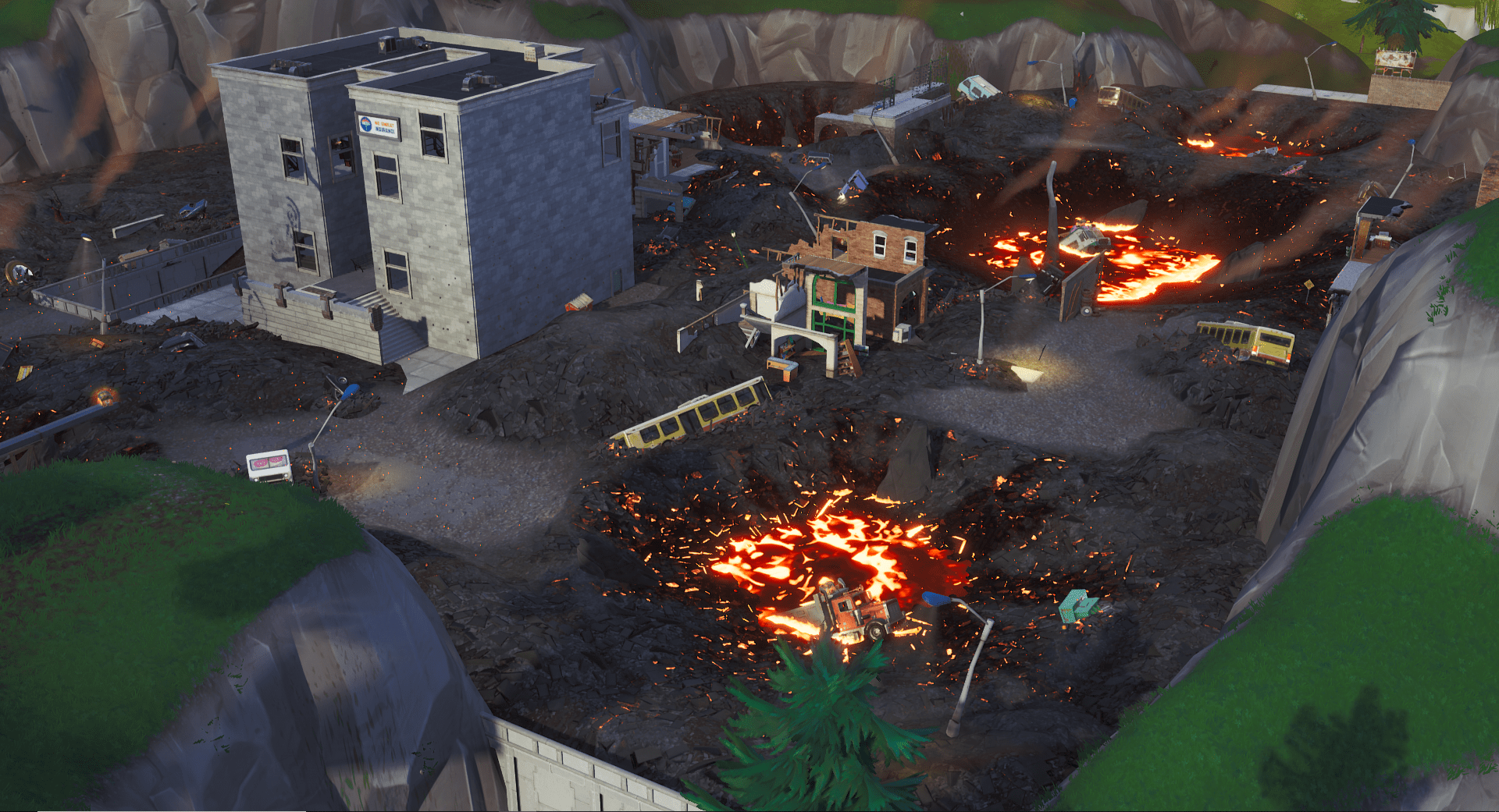 Tilted Towers & Retail Row could return in Fortnite Season 9