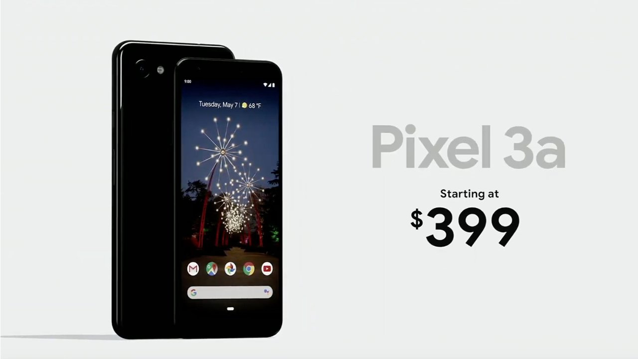Google Pixel 3a XL preorder price specifications