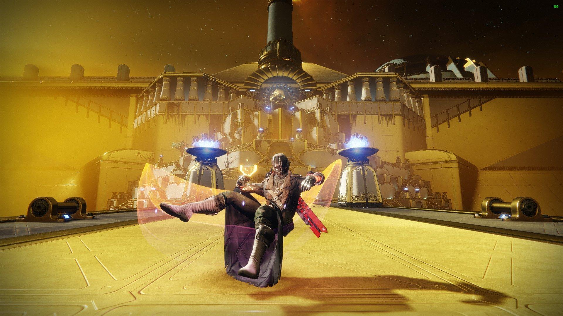 Luxurious Toast Destiny 2