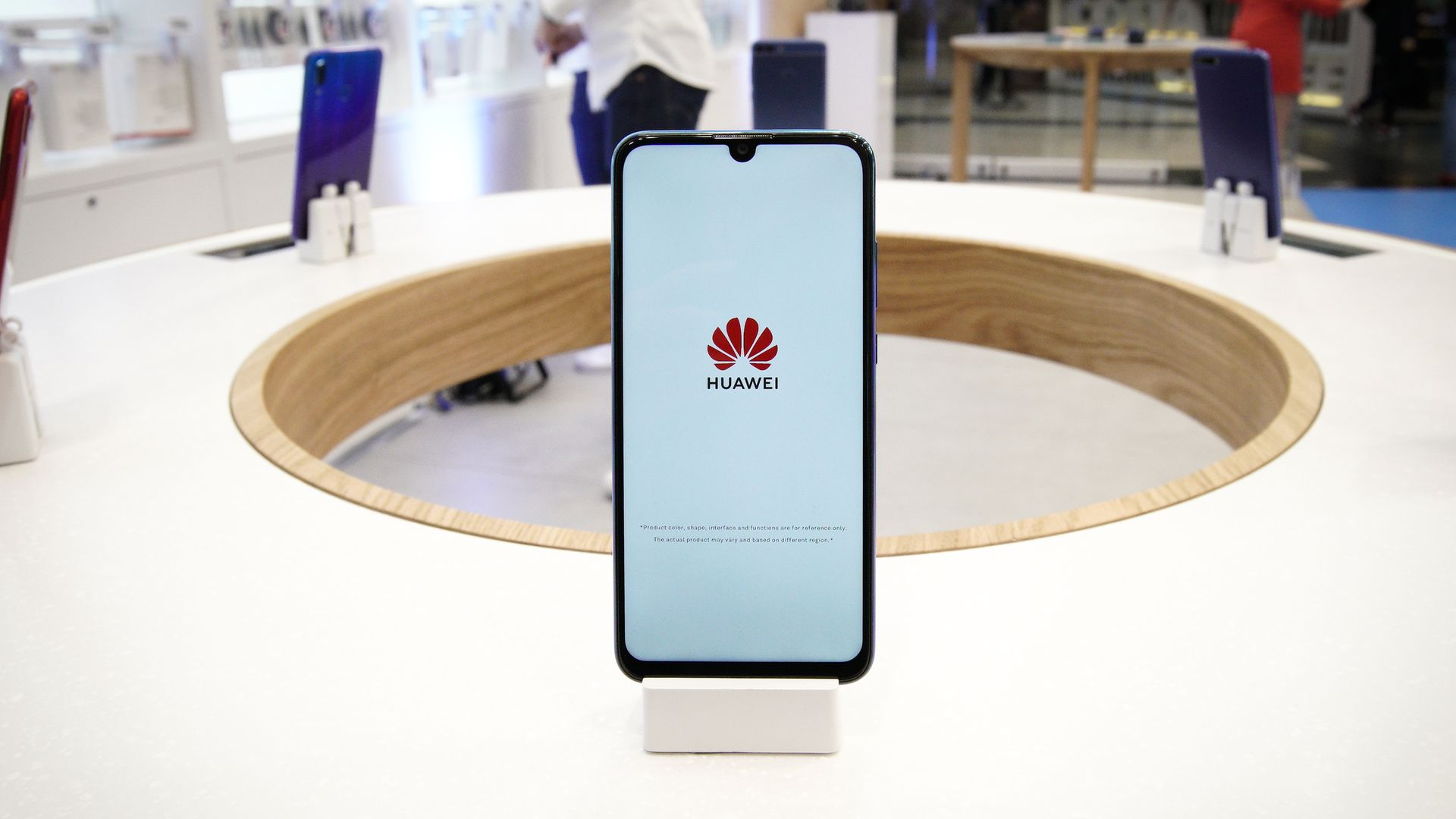 US eases trade restrictions on Huawei following blacklisting