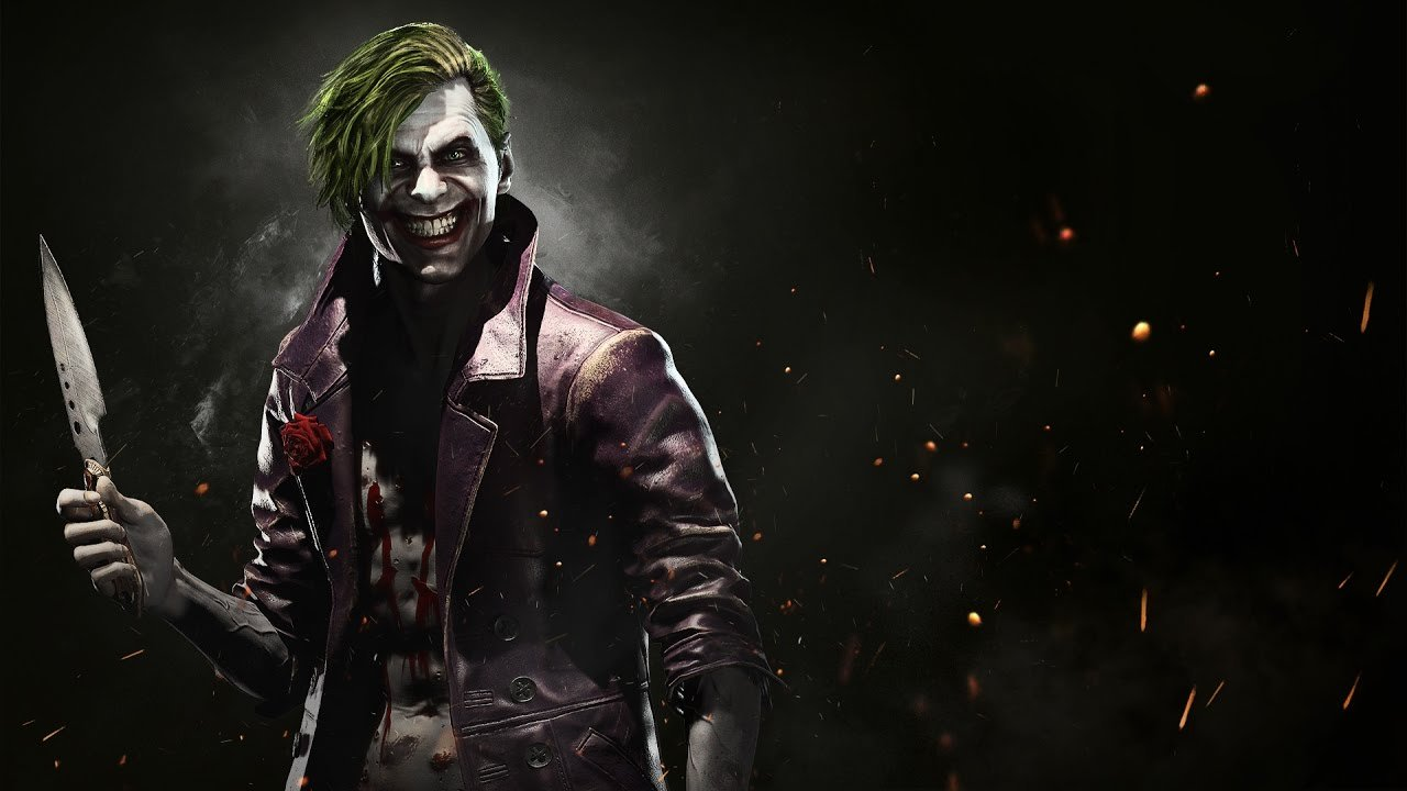 Mortal Kombat - Joker