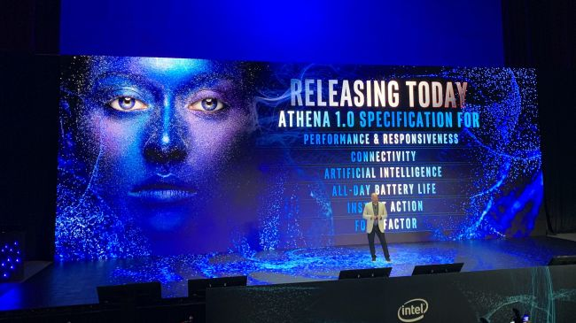Intel Project Athena initative
