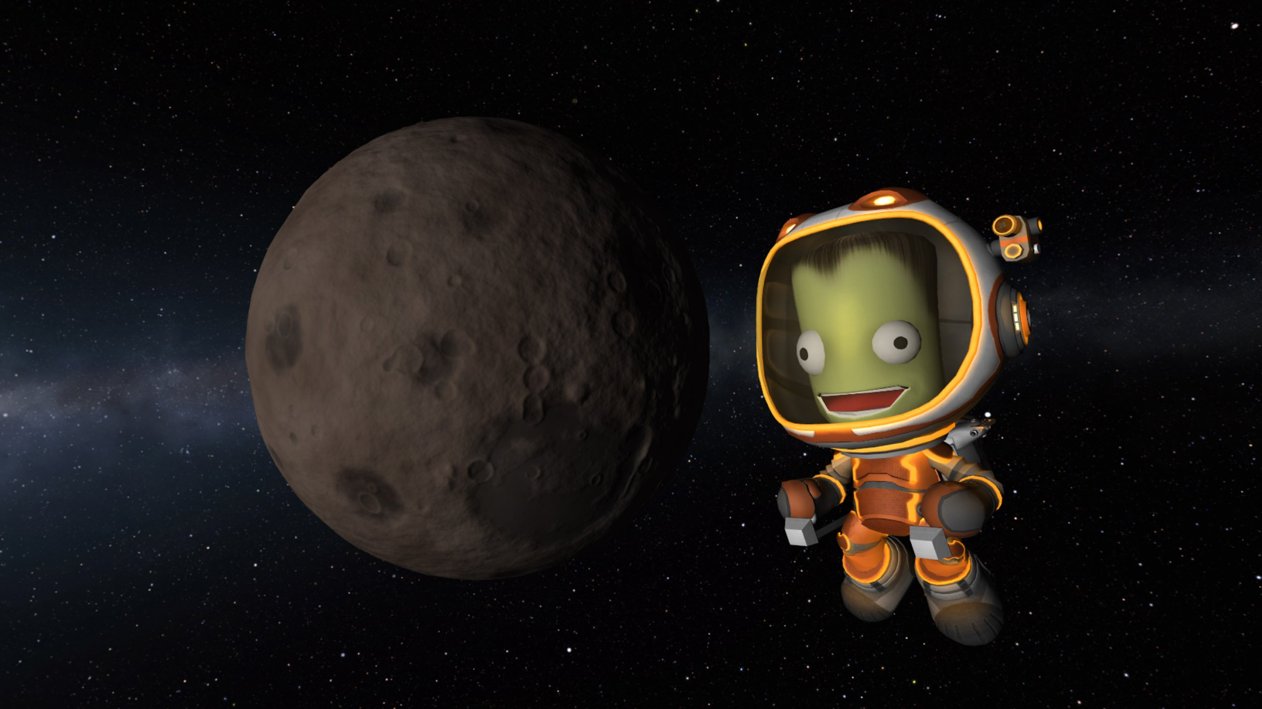 Kerbal Space Program announces new Breaking Ground DLC