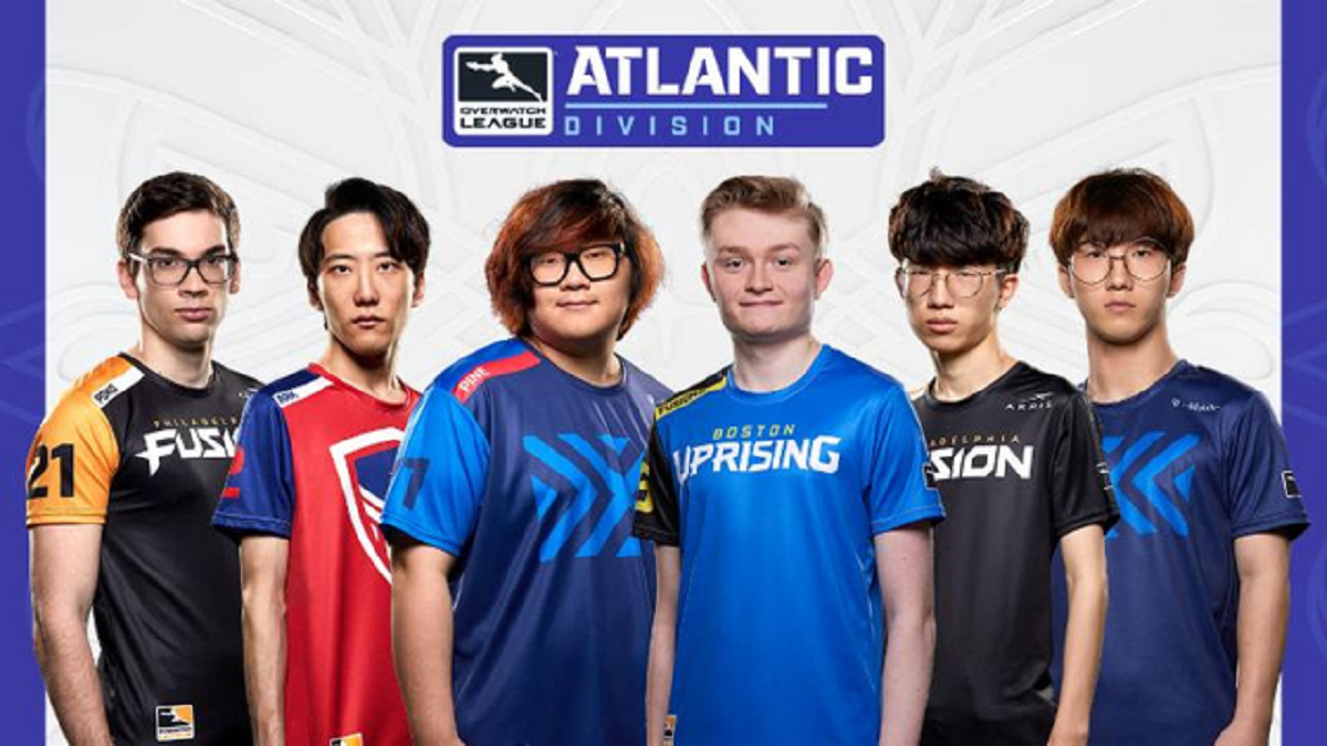 Your Altantic Division OWL 2019 All-Star Game starters include two New York Excelsior players.