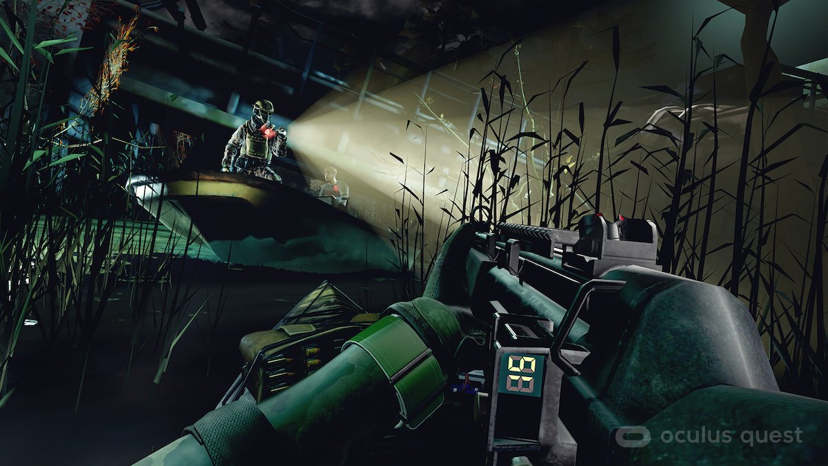 Phantom: Covert Ops allows players to choose just how stealthy they will be in the game.