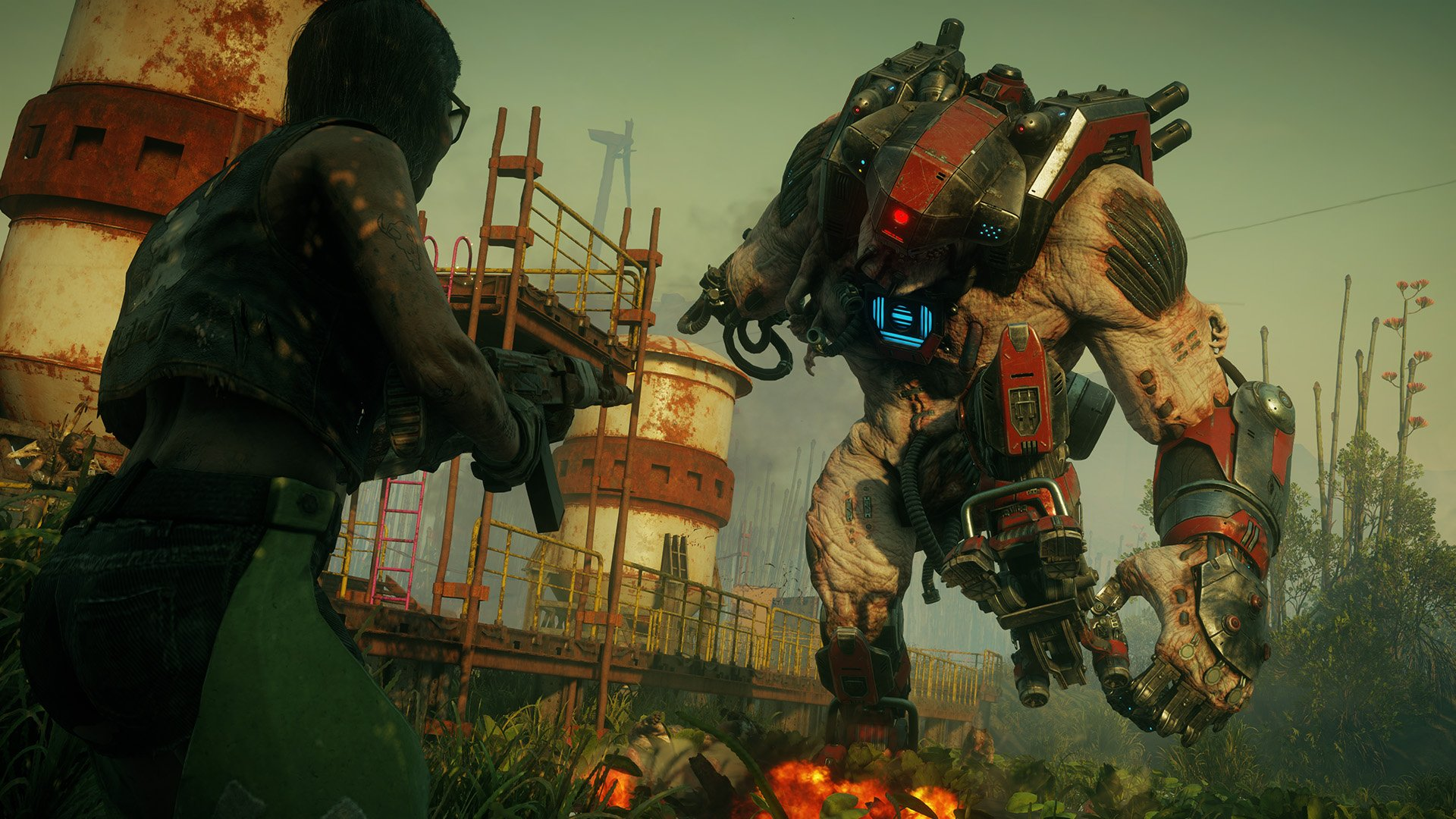 New Rage 2 official launch trailer gets bloody
