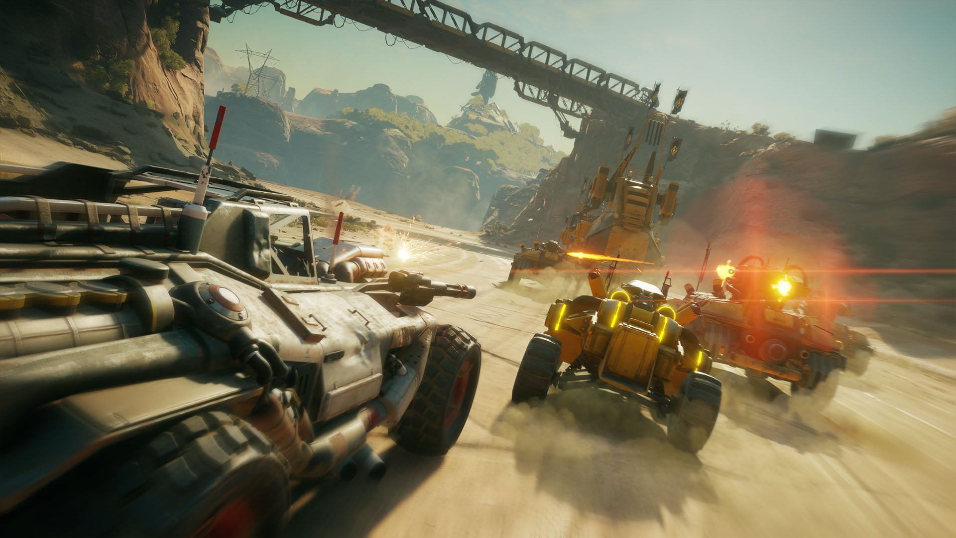 Does Rage 2 have multiplayer or co-op?