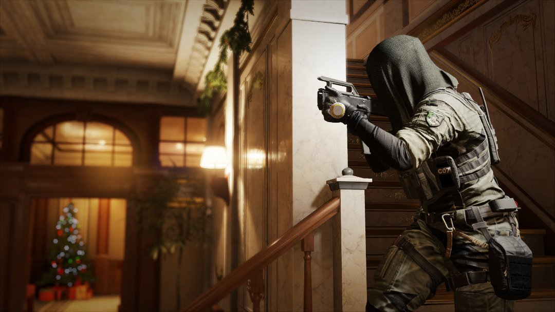 Rainbow Six Siege Season 4 Operation Phantom Sight Screenshot 03