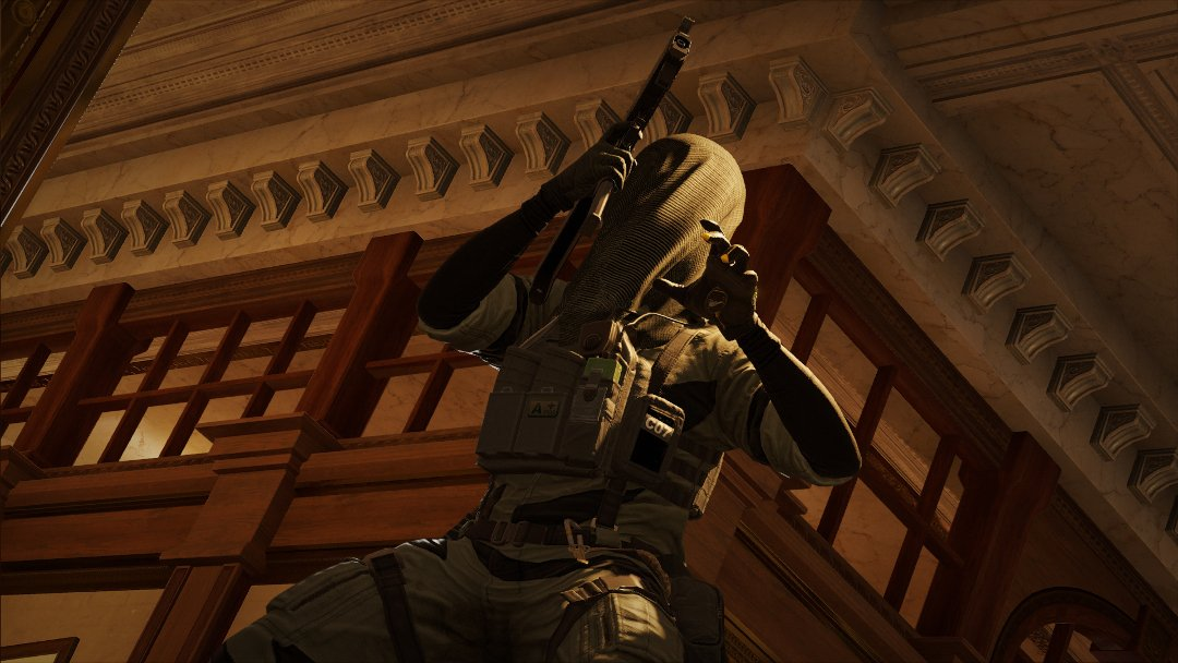Rainbow Six Siege Season 4 Operation Phantom Sight Screenshot 01