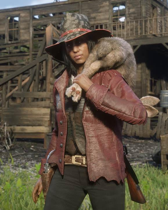 Red Dead Online's in-game catalog gets new clothing and more