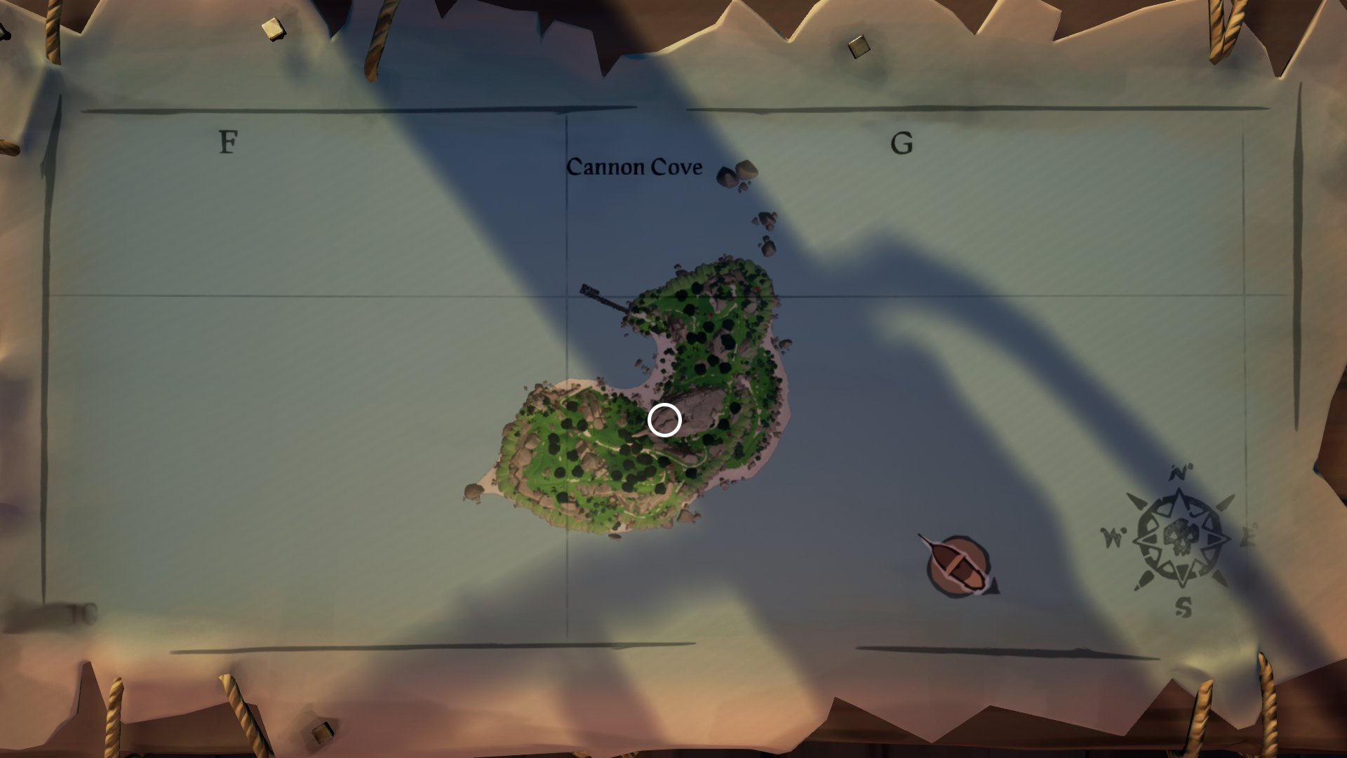 cannon cove beacon sea of thieves