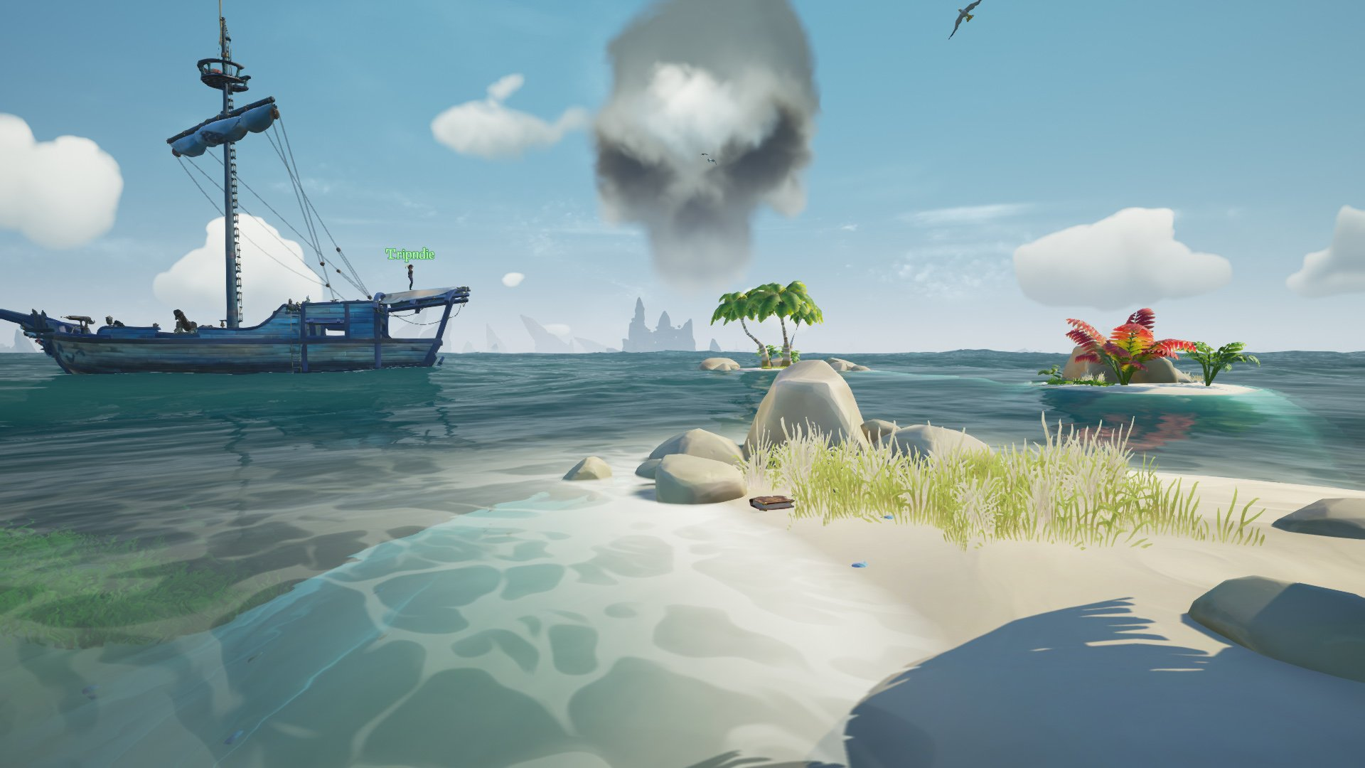 Mercia's Lost Memories Sea of Thieves