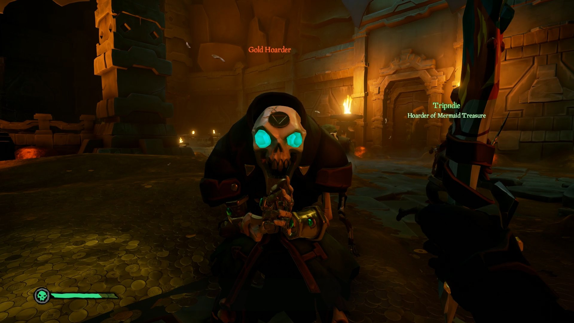 Sea of Thieves Gold Hoarder