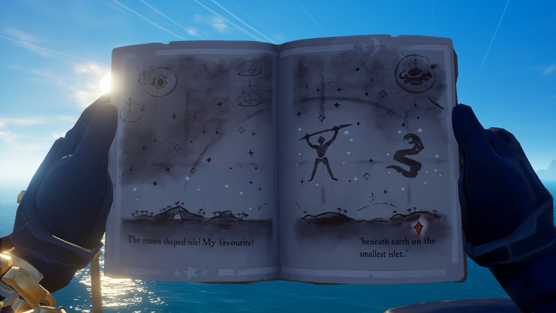 Sea of Thieves Snakes Deception