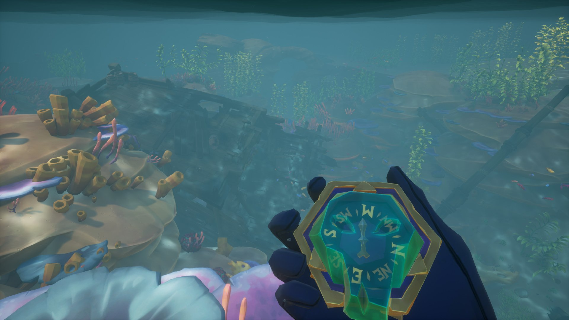 Shores of Gold Tall Tales Sea of Thieves campaign