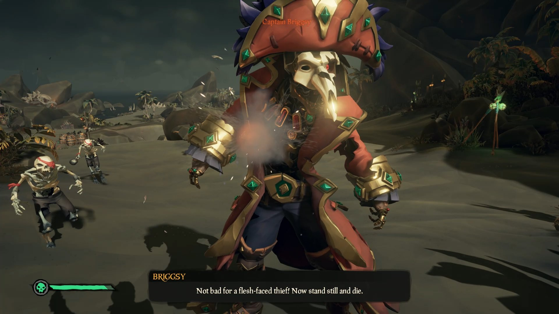 Sea of Thieves Briggsy