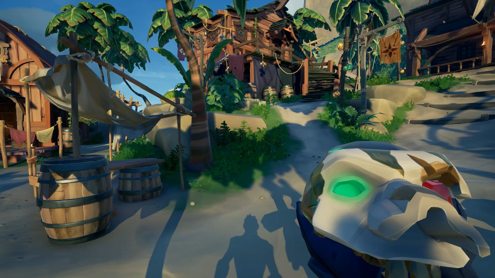 Sea of Thieves Briggsy boss