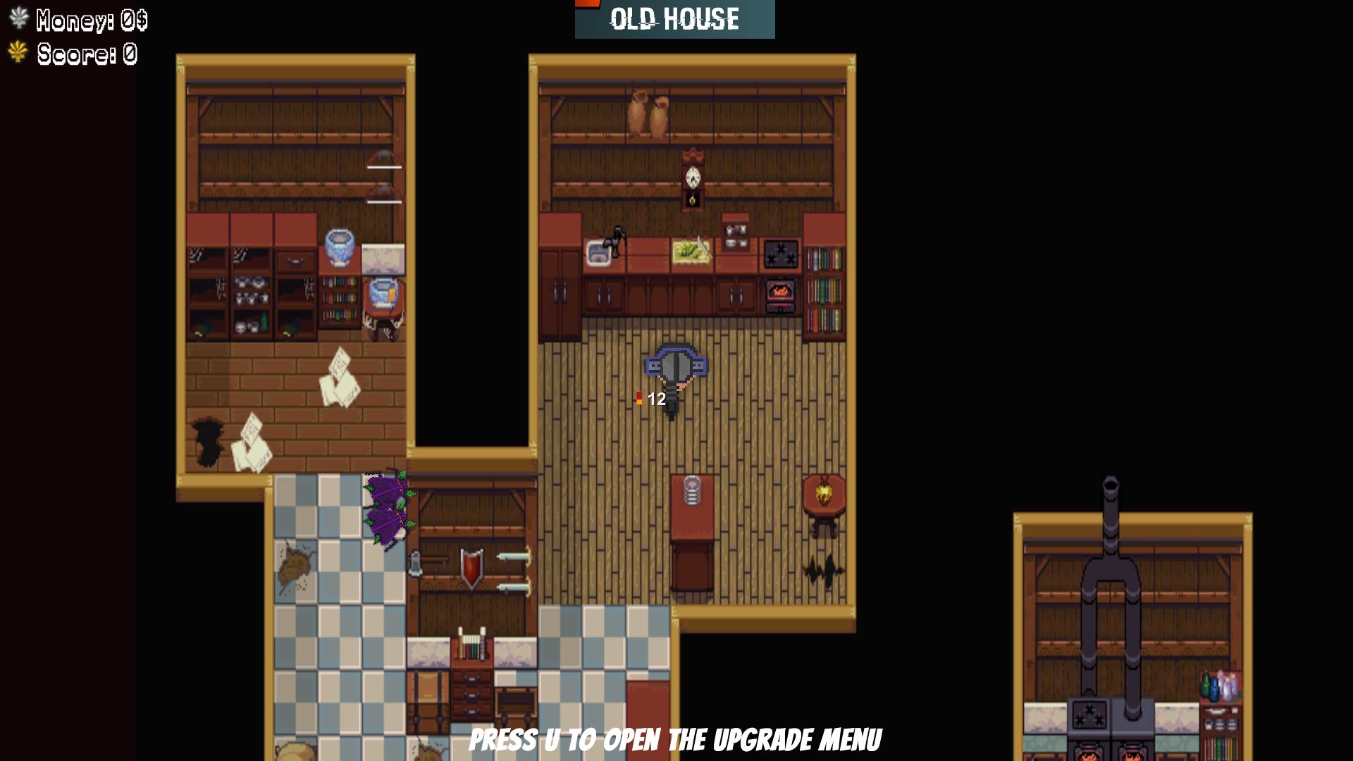 Shacknews Game Jam The Third Entry Screenshot