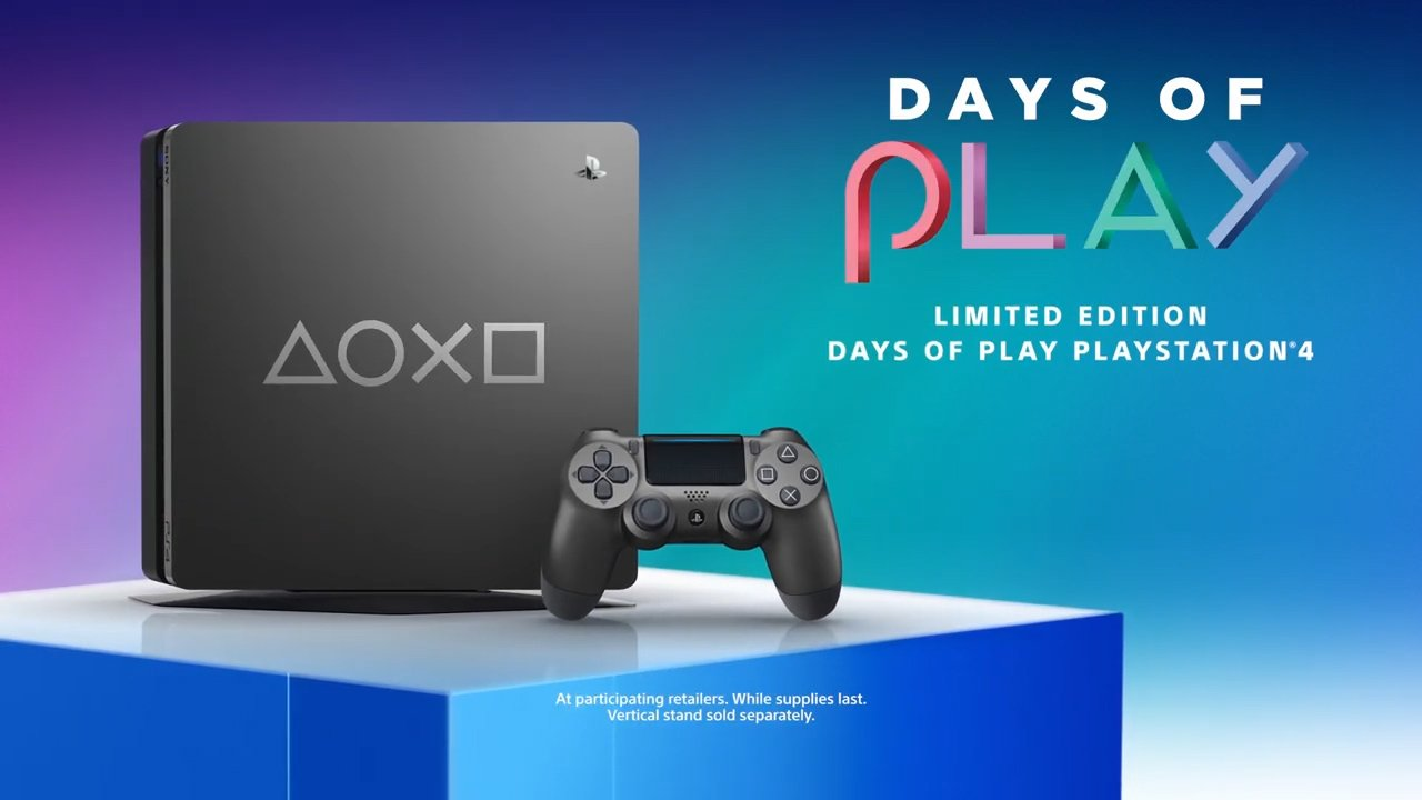 New PlayStation 4 revealed ahead of June Days of Play event