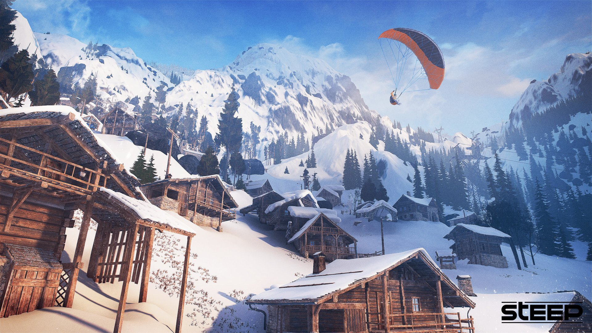 Steep is free on Uplay for six days in May