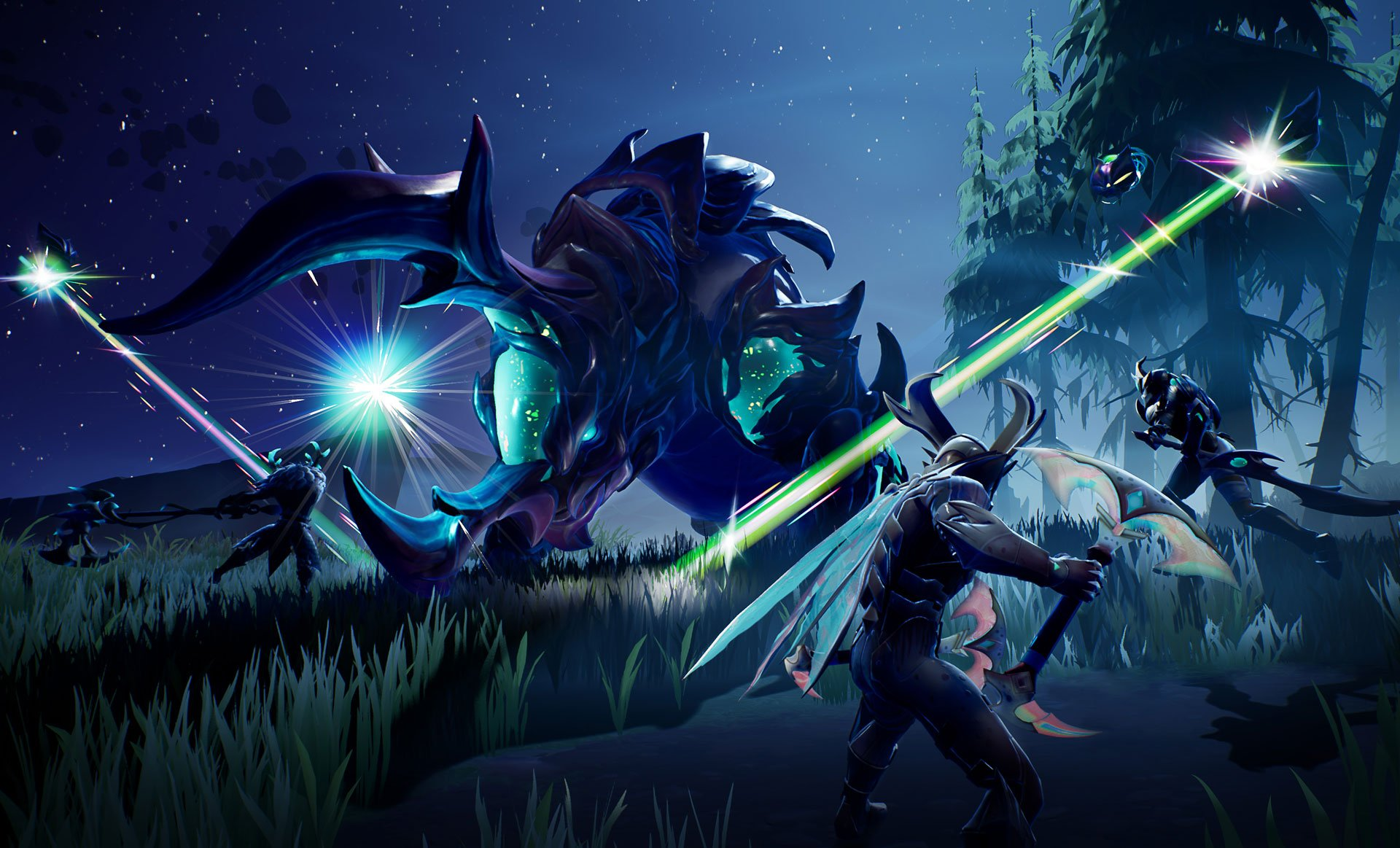 Is Dauntless cross platform on PS4, PC, and Xbox One?