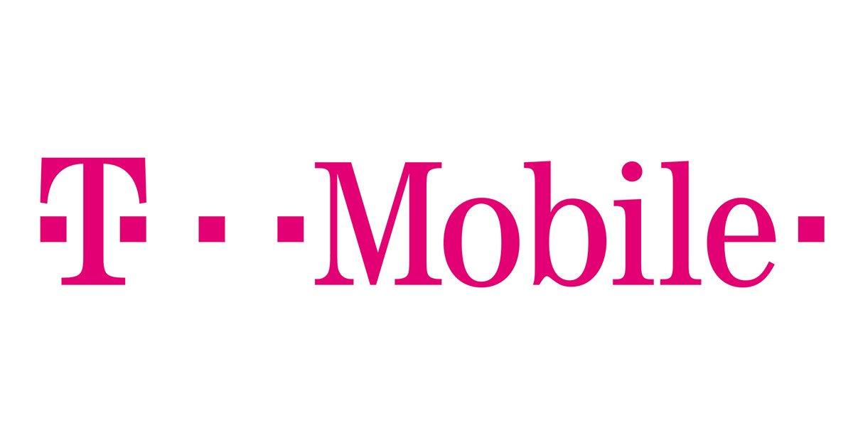 T-Mobile carrier logo