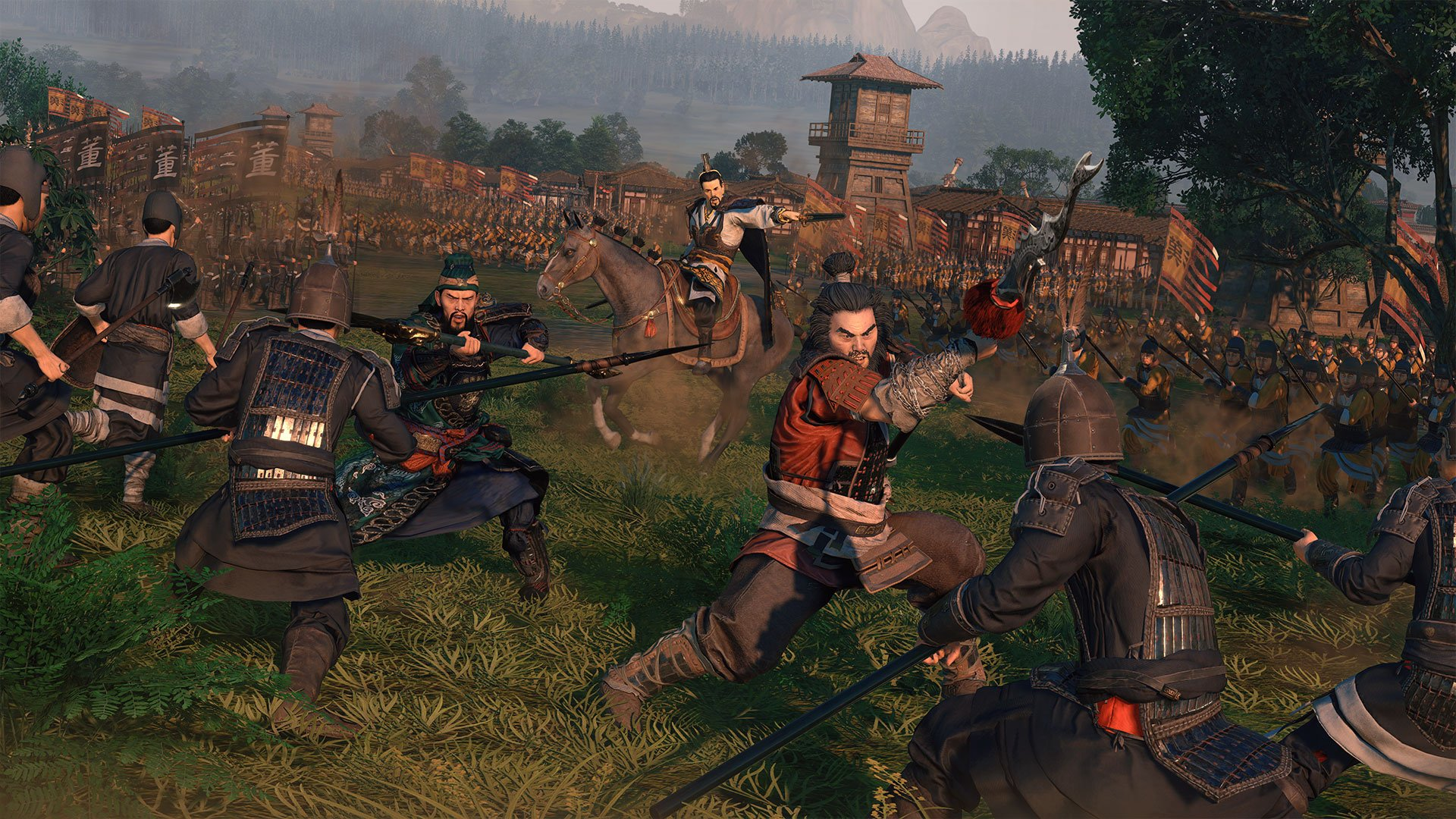 Pete Stewart on the authenticity of Total War: Three Kingdoms