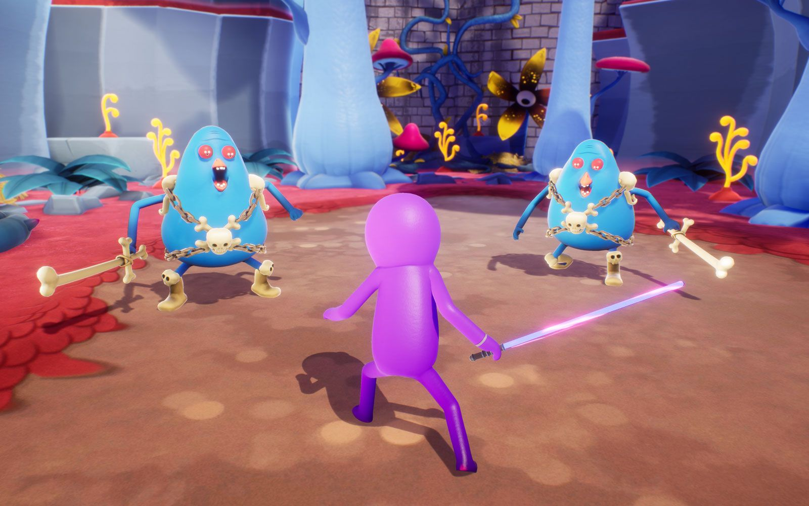Trover Saves the Universe Screenshot 04