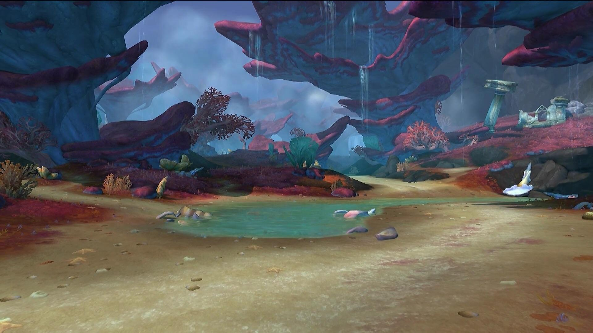 World of Warcraft: BFA gameplay video showcases Nazjatar