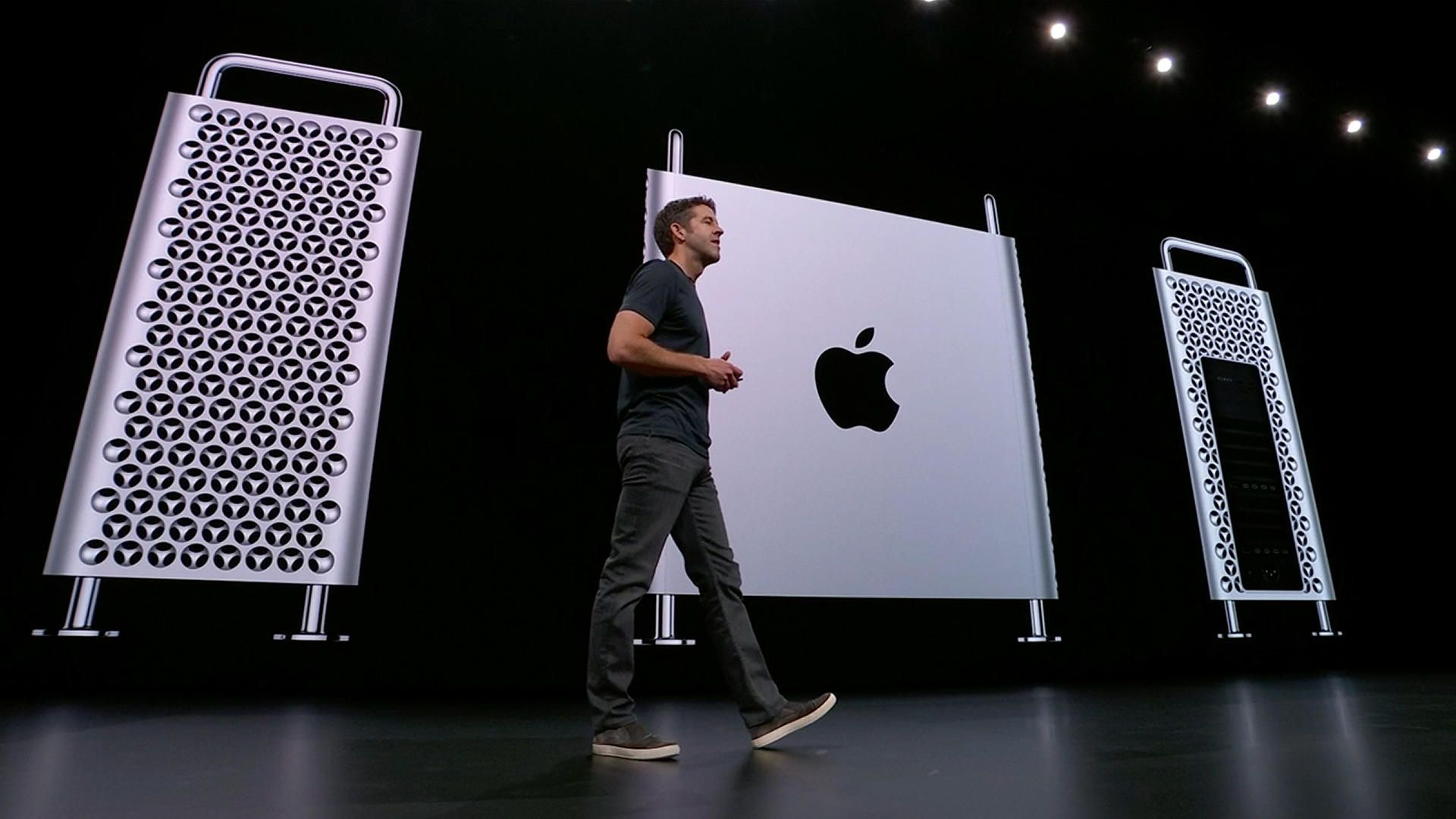 New Mac Pro design sort of looks like a cheese grater