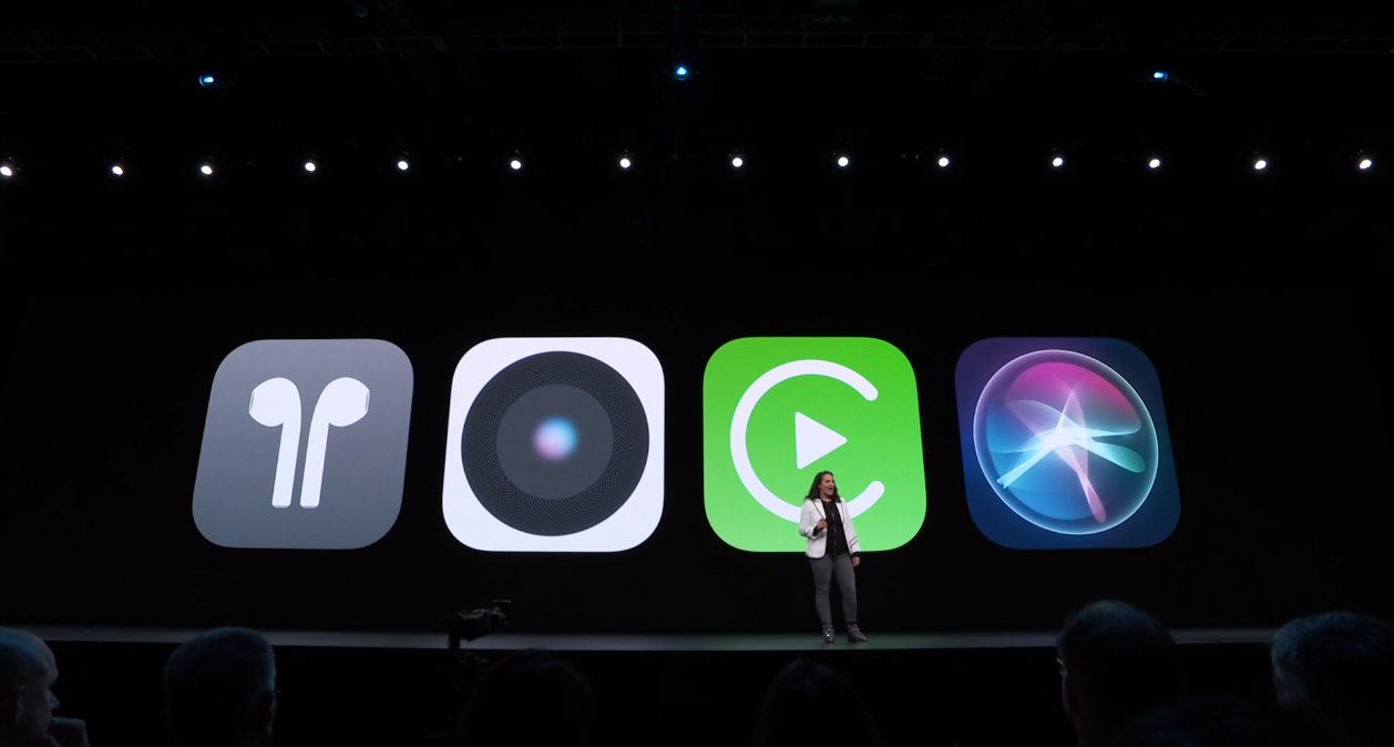 Apple announces Neural TTS support for Siri at WWDC 2019