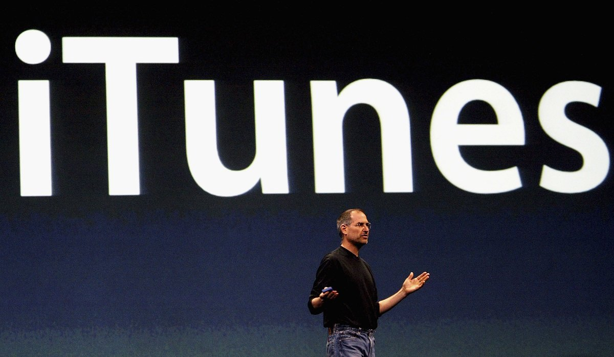 Steve Jobs introduced iTunes at a time when the music industry was struggling with piracy. Apple is set to kill the flagship application off today at WWDC 2019.