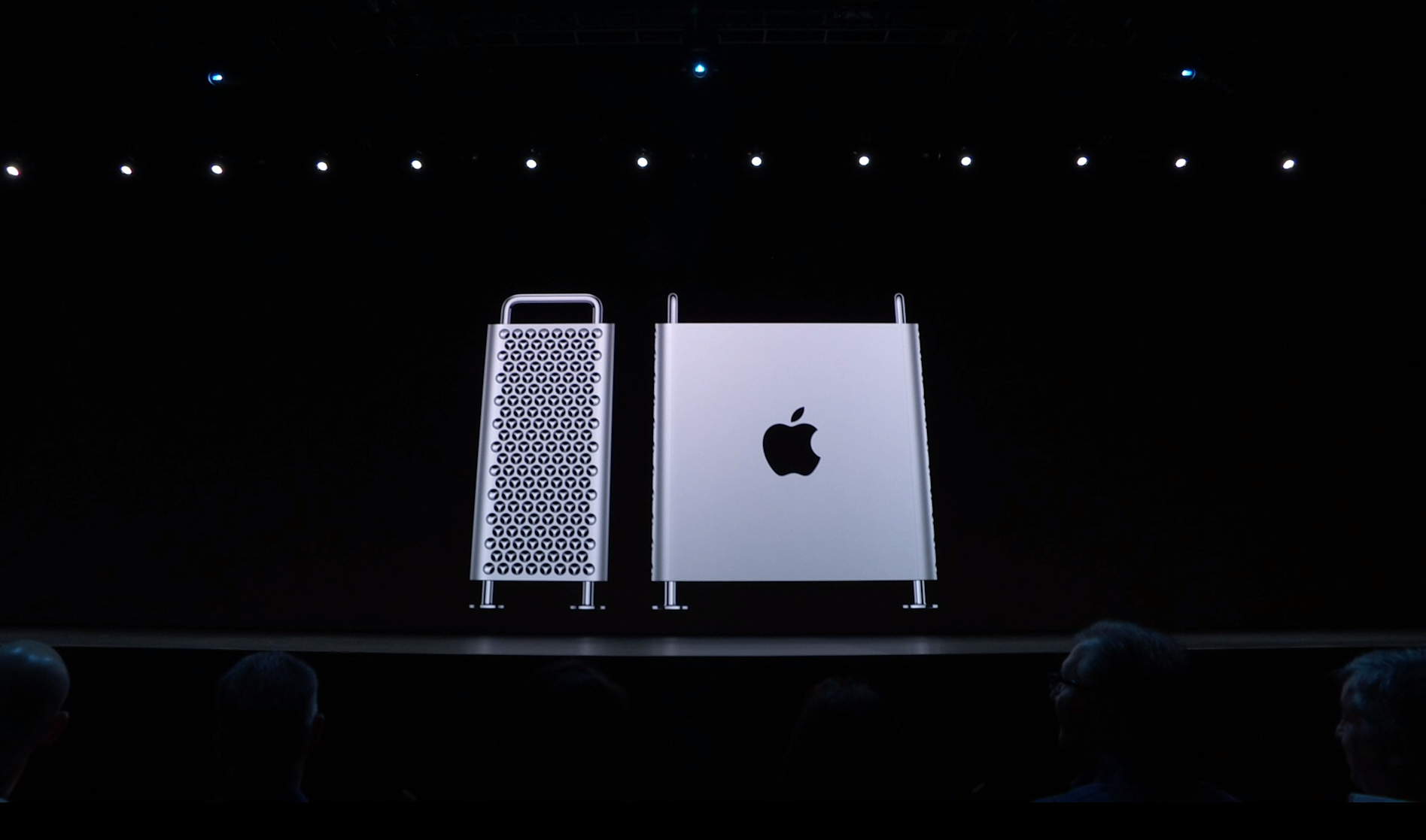 New Mac Pro can run Logic with 1000 audio tracks and VSTs