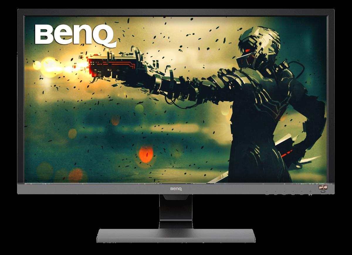 BenQ EL2870U review: Low-lag 4K gaming on a budget | Shacknews
