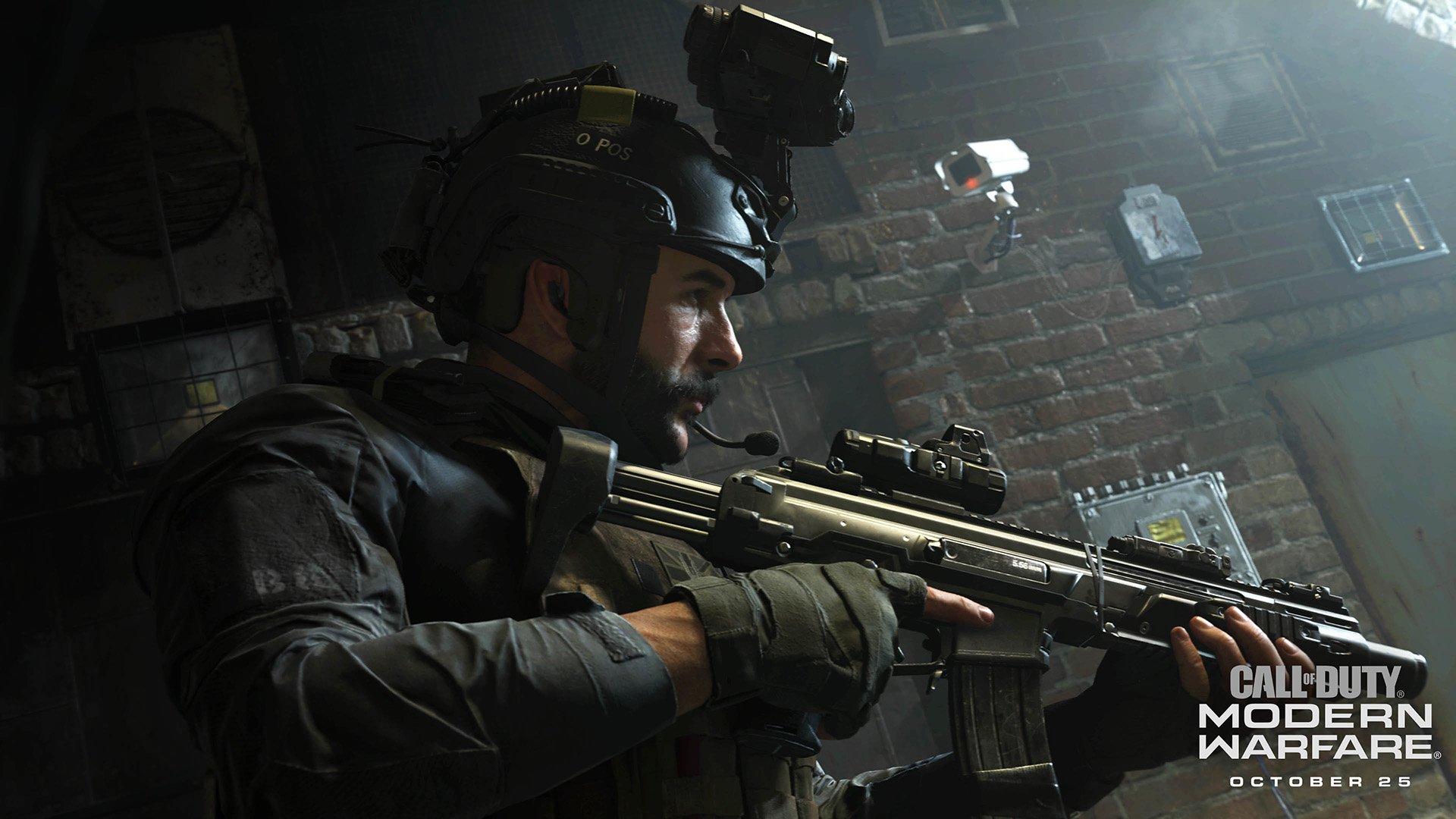 Where was the new Call of Duty: Modern Warfare trailer at E3 2019?