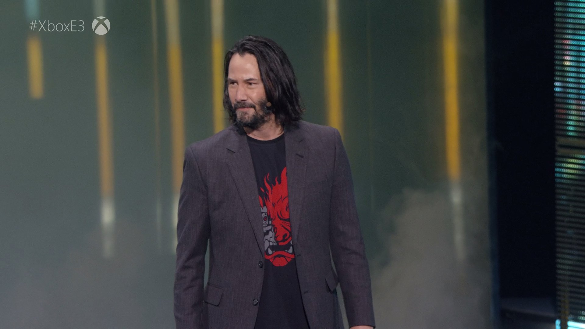 CDPR confirms Keanu Reeves plays a major part in Cyberpunk 2077