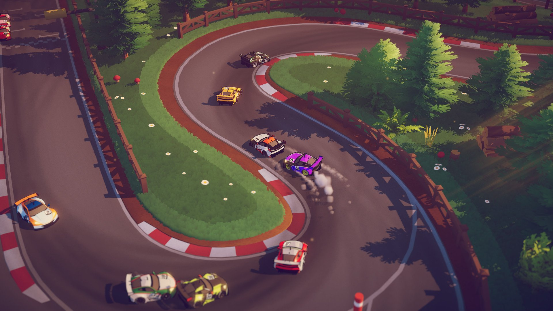 Circuit Superstars announced at E3 2019
