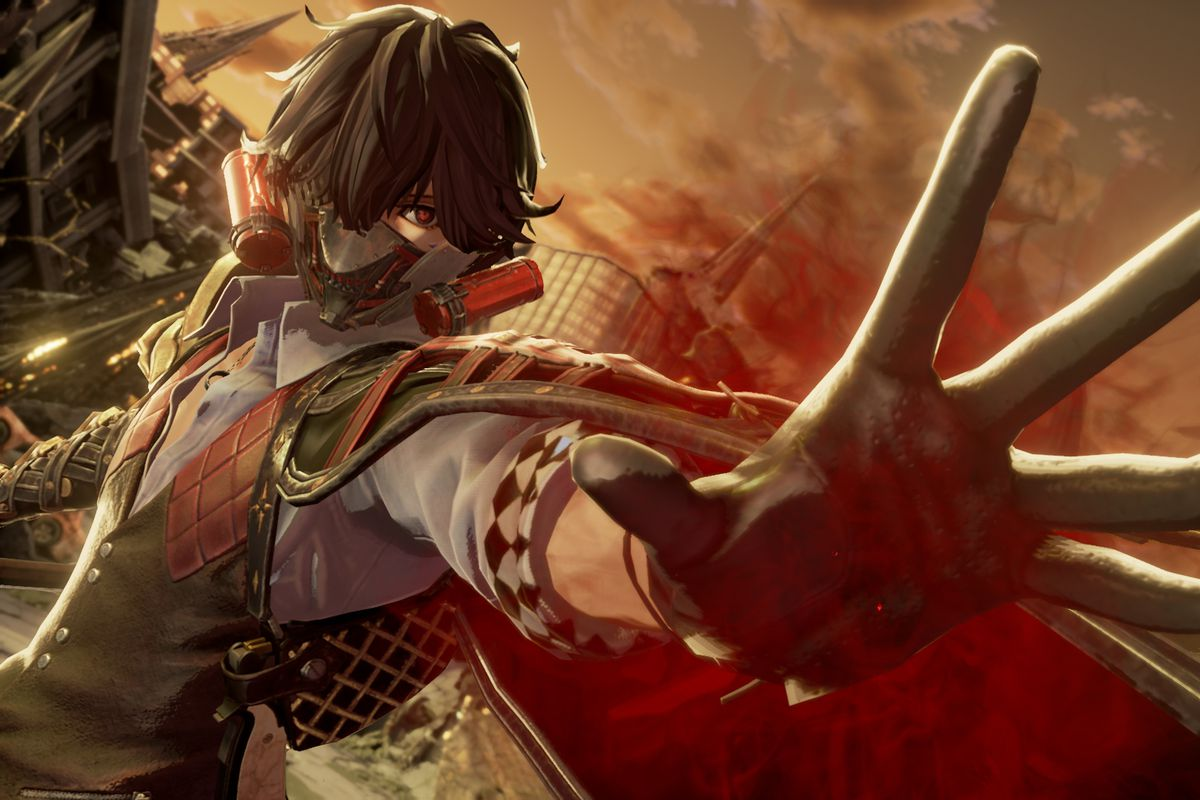 Code Vein releases this fall