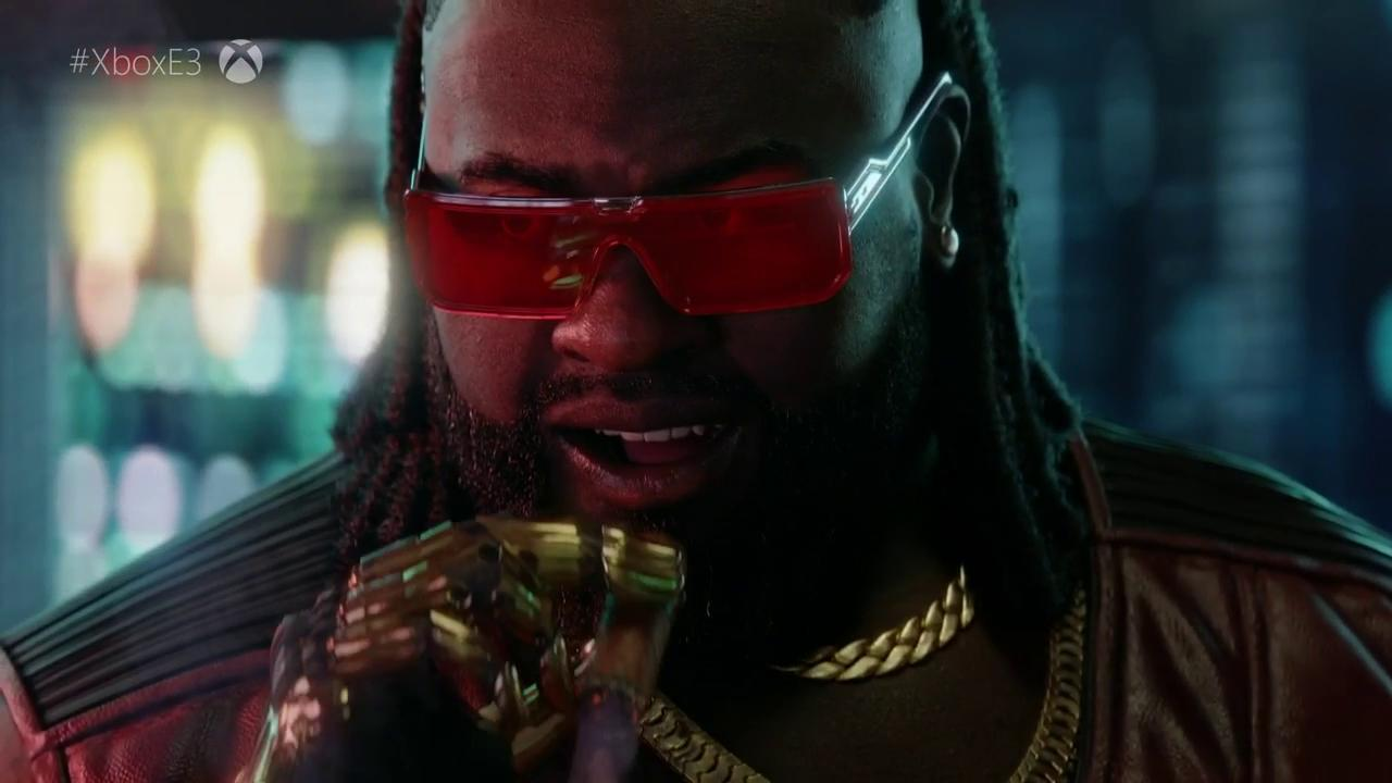 Cyberpunk 2077's latest cinematic trailer looks epic