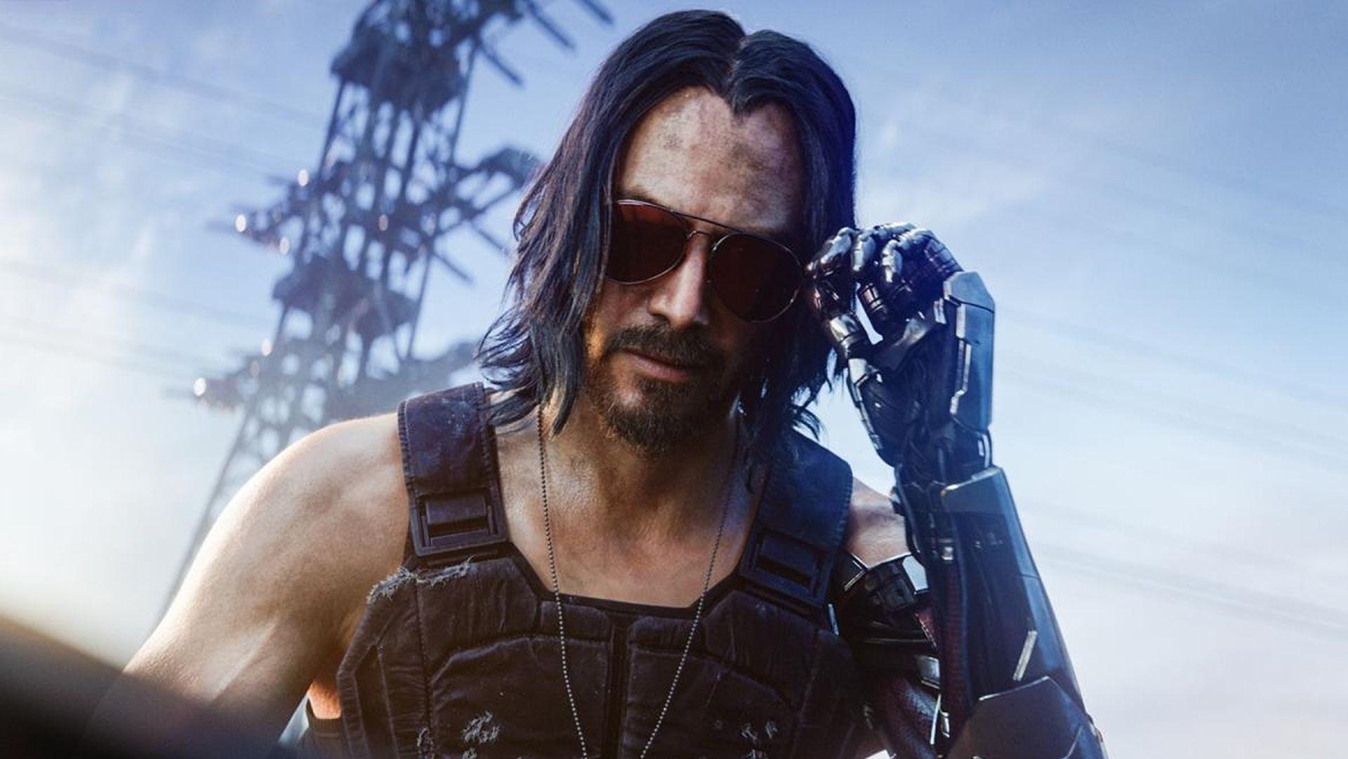 Cyberpunk 2077 announces Keanu Reeves as a main character