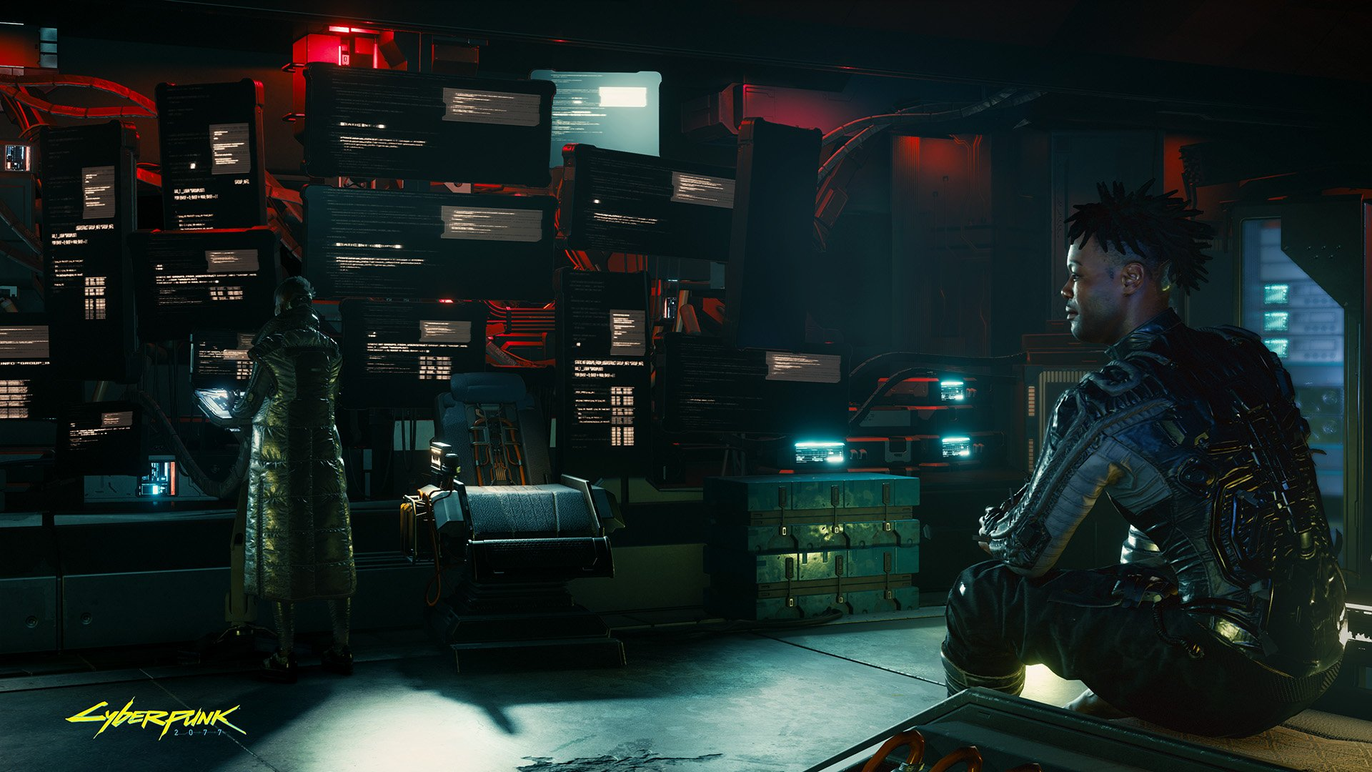 CDPR reveals two new screenshots from Cyberpunk 2077