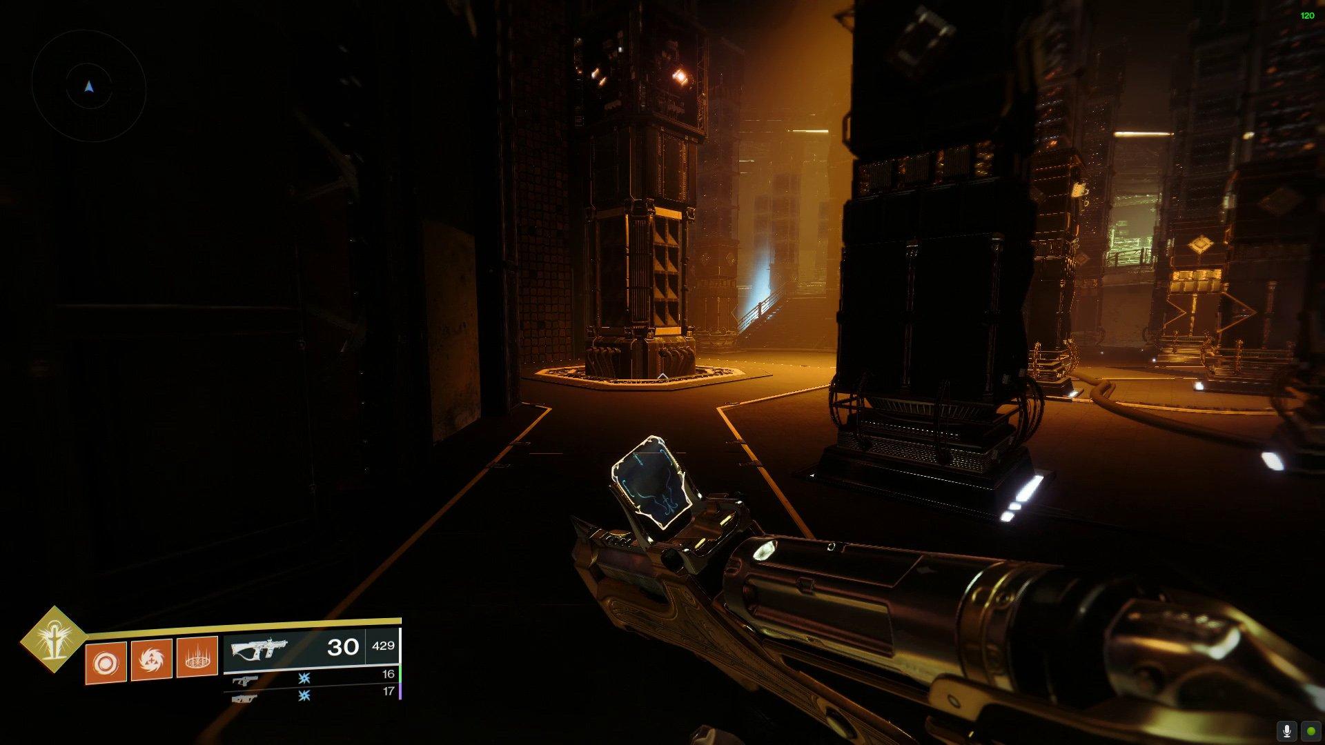 Destiny 2 Alton Dynamo Imperial Treasure chest location