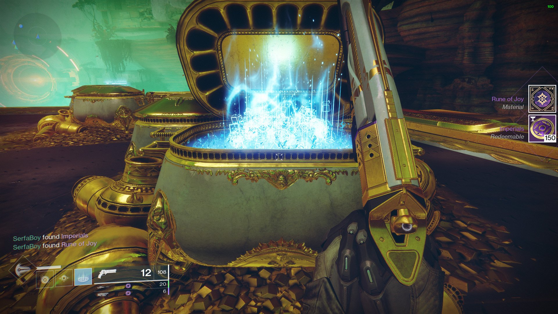 Destiny 2 Unlock Crown of Sorrow